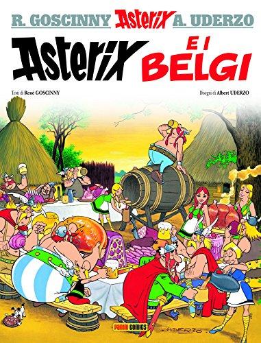 9788891219855: Asterix e i belgi
