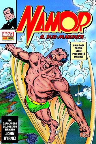9788891220295: Namor. Il sub-mariner