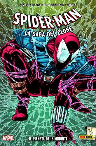 9788891220486: Spider-Man. La saga del clone: 3