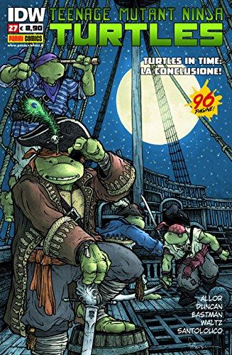 Teenage mutant ninja turtles 27 Erik Burnham,