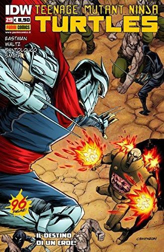 Teenage Mutant Ninja Turtles 29 Kevin Eastman,