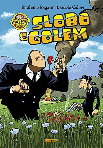 9788891223593: Slobo & Golem. Nirvana Leaks