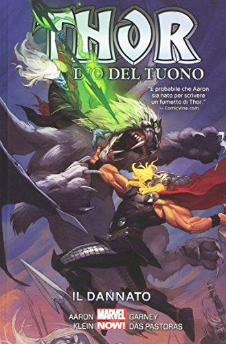 9788891224330: Il dannato. Thor dio del tuono (Vol. 3)