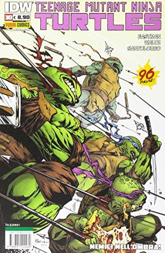 Teenage Mutant Ninja Turtles 30 Kevin Eastman