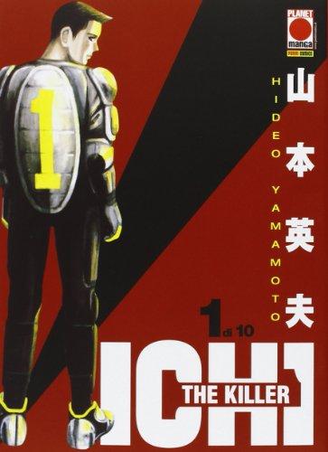 9788891250049: Ichi the killer