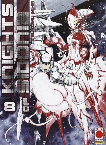 9788891250100: Knights of Sidonia: 8 (Planet manga)