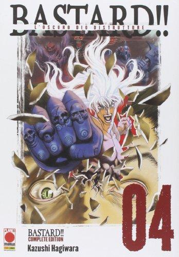 9788891251084: Bastard!! L'oscuro dio distruttore. Complete edition: 4 (Planet manga)