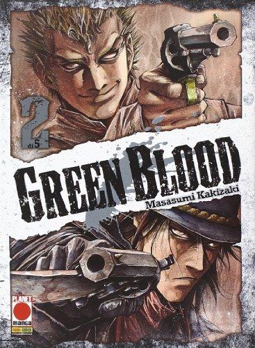 9788891252623: Green blood vol. 2