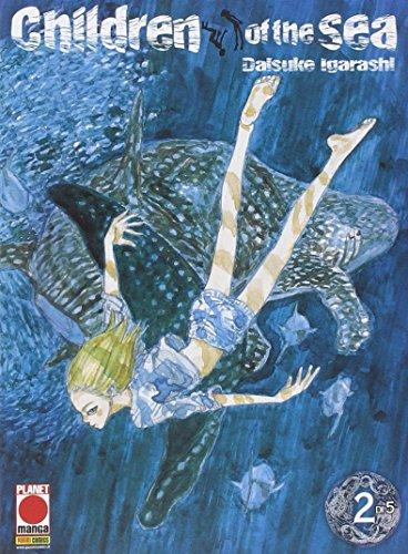 9788891254115: Children of the sea: 2 (Planet manga)