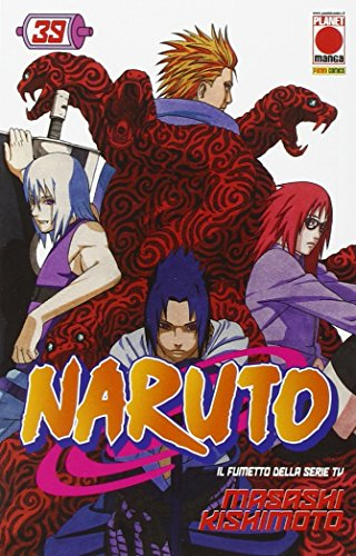 9788891254443: Naruto Il Mito Ristampa 39
