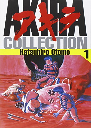 9788891255549: Akira Collection Terza Ristampa 1