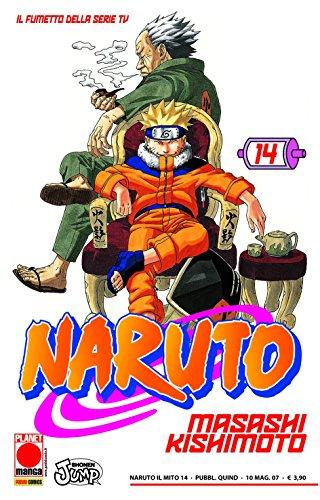 9788891255648: Naruto Il Mito Seconda Ristampa 14