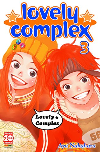 9788891258496: Lovely Complex 3