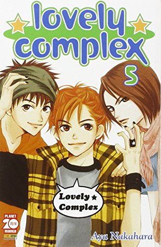 9788891259288: Lovely Complex 5