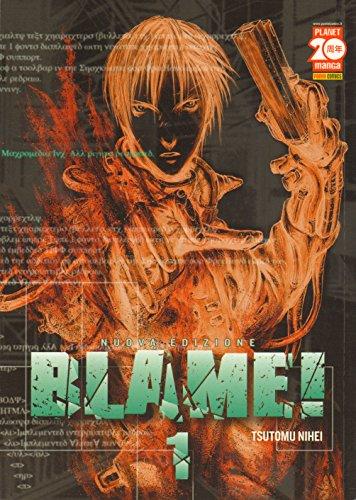 9788891260161: Blame! 1 Nuova Edizione