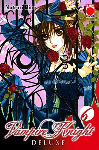 9788891261199: Vampire Knight Deluxe Ristampa 6