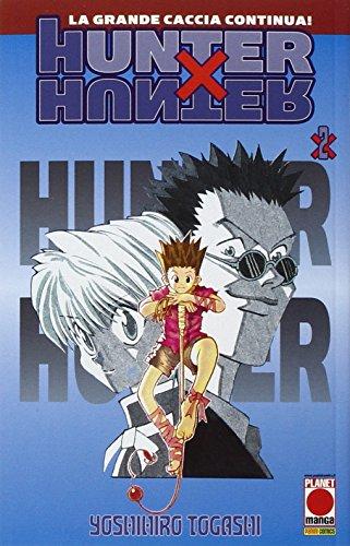 9788891261496: Hunter X Hunter Terza Ristampa 2