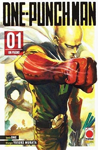 9788891262288: One-Punch Man: 1 (Planet manga)