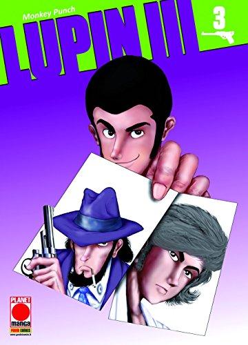 9788891262899: Lupin III: 3 (Planet manga)