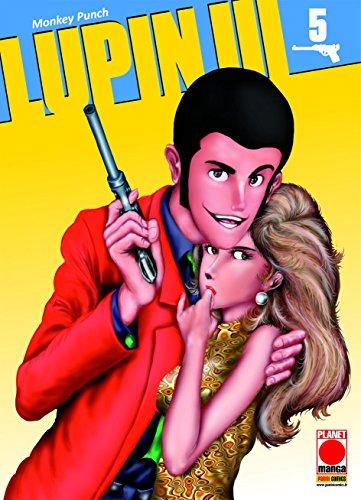 9788891263278: Lupin III: 5 (Planet manga)