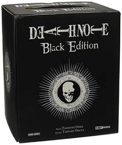 9788891263322: Death Note. Black edition: 1-6 (Planet manga)