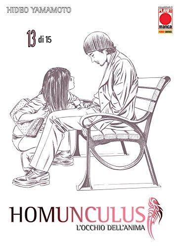 9788891266101: Homunculus 13 – prima ristampa