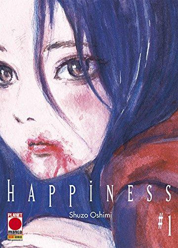 9788891267061: Happiness: 1 (Planet manga)
