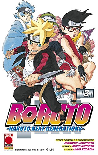 9788891268297: Boruto. Naruto next generations: 3