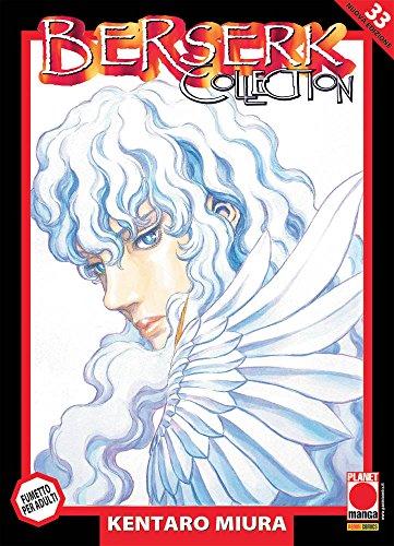 9788891268556: Berserk collection. Serie nera (Vol. 33)