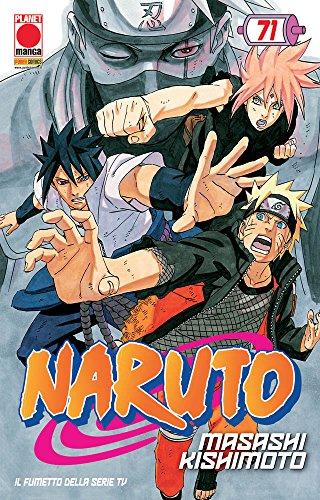 9788891269676: Naruto: 71