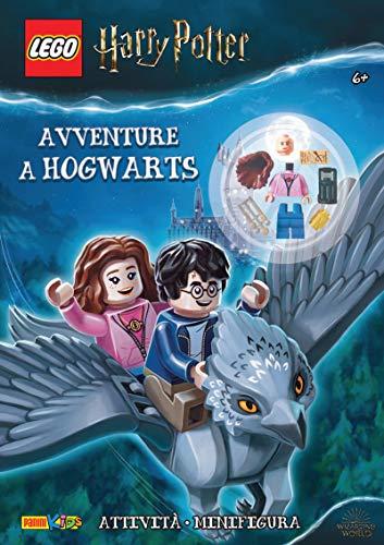 9788891273567: Avventure a Hogwarts. Lego Harry Potter. Ediz. a colori. Con gadget