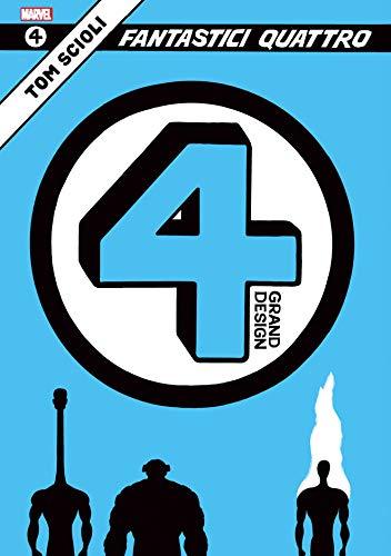 9788891277831: Fantastici Quattro. Grand design (Vol. 1)