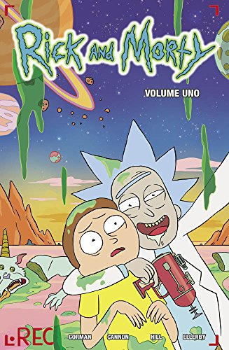 9788891281760: Rick and Morty (Vol. 1)