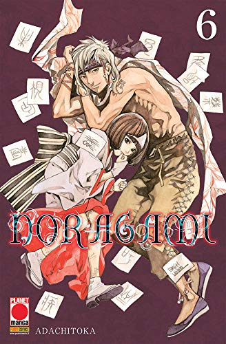 9788891285515: Noragami (Vol. 6)