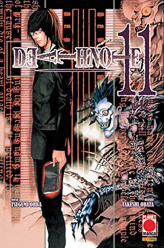 9788891285539: Death note: 11