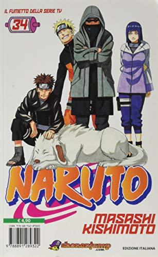 9788891289322: Naruto (Vol. 34)