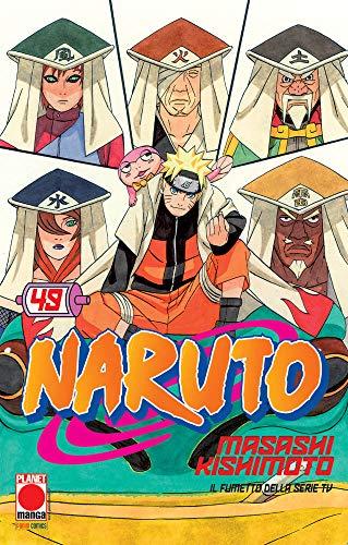 9788891294203: Naruto (Vol. 49)