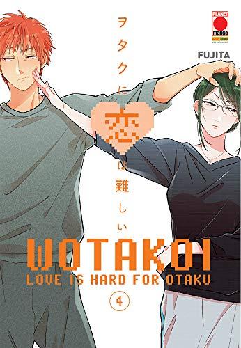 9788891295408: Wotakoi. Love is hard for otaku: 4