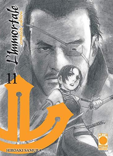 9788891296207: L'immortale. Complete edition (Vol. 11)