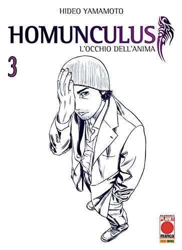9788891299185: Homunculus. L'occhio dell'anima (Vol. 3)