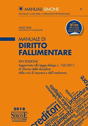 MANUALE DI DIRITTO FALLIMENTARE: AA.VV.