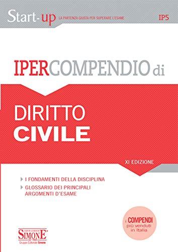 9788891424181: Ipercompendio diritto civile