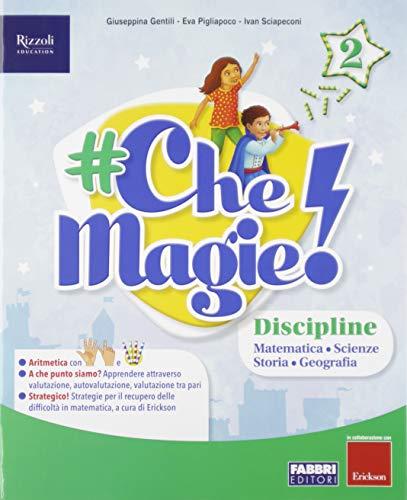 9788891541468: #CheMagie! Per la 2ª classe elementare. Con e-book. Con espansione online