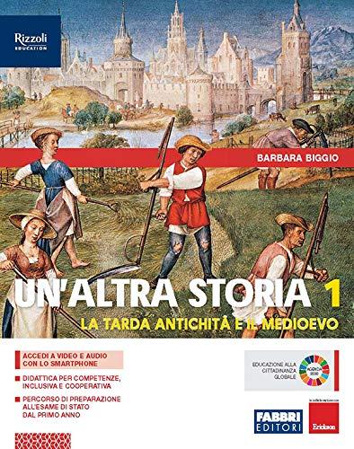 9788891542618: Un'altra storia. Con Osservo imparo e Storia antica. Per la Scuola media. Con e-book. Con espansione online: 1