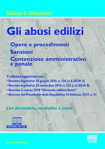 Gli abusi edilizi : Montini, Emanuele