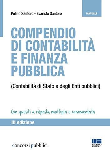 9788891636348: Compendio di contabilità e finanza pubblica