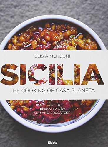 9788891800626: Sicily. The cooking of Casa Planeta (Cucina italiana)