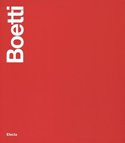 9788891801302: Boetti. Catalogo ragionato. Ediz. italiana e inglese