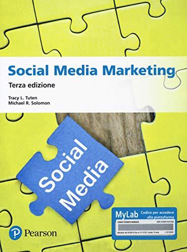 9788891904799: Social media marketing. Ediz. MyLab. Con espansione online