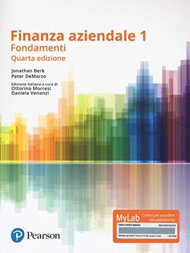 Finanza aziendale. Vol. 1. Ediz. MyLab. Con: Berk Jonathan De